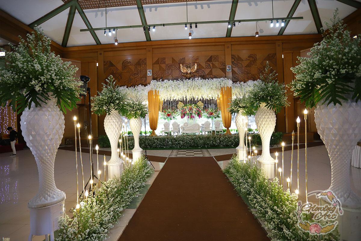 Mengenal Gaya Dekor Modern Dekorasi Wedding Murah