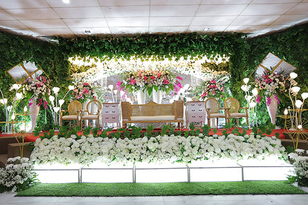 Dekorasi Wedding Murah Berkualitas Di Bandung The Art To