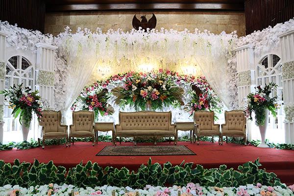 Paket Dekorasi Pernikahan Dekorasi Wedding Murah Berkualitas